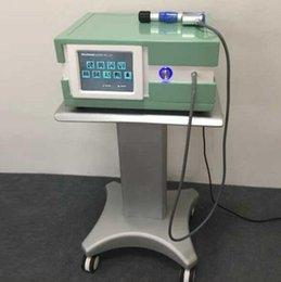 НОВЫЕ 8 Bar Infinite Shots Shockwave Therapy Machine Экстракорпоральное устройство для ударной волны Акустический артрит для снятия боли в мышцах