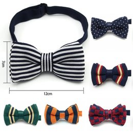 $enCountryForm.capitalKeyWord NZ - New Arrive HOT!Men Neck Knitted Bowtie Bow Tie 75 Color Pre-Tied Adjustable Tuxedo Bowtie Free Shipping
