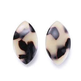 $enCountryForm.capitalKeyWord UK - Acrylic Earring ,Europe and America Amber Sub-propylene Oleic Acid Resin Pendant Stud Earring Acetic Acid Plate Fiber Earring Jewelry Women