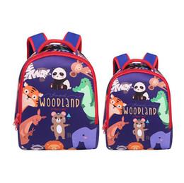 7c02460c49 Winter Girls Bag NZ - Cartoon Animal Printing Kids Backpacks Baby Mini  Schoolbag Kindergarten Backpack Children