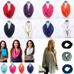 16 colori Madre allattamento al seno copertura della privacy sciarpa del ventre coperta solido infinito avvolgere la sciarpa asciugamano asciugamano per l'allattamento al seno GGA824