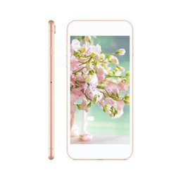 Android 5mp cAmerA online shopping - 5 inch Goophone plus Quad Core MTK6580 plus G G MP G WCDMA Unlocked phone show Fake G Lte with sealed box