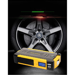 Discount 51 cars - Car jump starter Great discharge rate Diesel power bank for car Motor vehicle booster start jumper battery