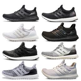 5d411fd9 Adidas Ultra Boost 3.0 4.0Moda barata fuera de los zapatos para correr UB  3.0 4.0 CNY Triple negro blanco Core Nude para mujer para hombre zapatos  casuales ...