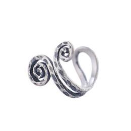 Anéis de nariz estilo inteligente / ear clips / brincos com não-perfurados 925 anel de nariz brinco handmade prata para mulher e homem