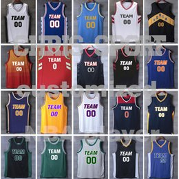 83c04a102 New A+++ basketball stitched game jerseys custom players mens embroidered  premier jersey classic jerseys rev 30 team usa jersey XXS-8XL