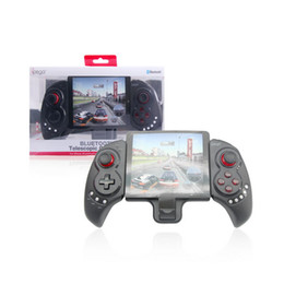 Game phones inch online shopping - iPEGA PG Wireless Bluetooth Game Controller Telescopic Gamepads For Android IOS Phone Pod Pad inch PG Gamecube Joystick