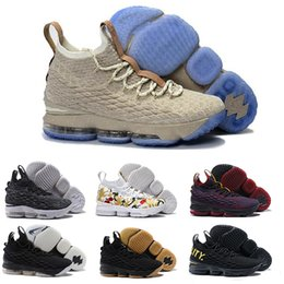 3cd2b3a2b903 ... drop shipping lebron 15 basketball shoes ashes ghost floral equality men  lebron shoes lbj sneaker 15