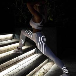 $enCountryForm.capitalKeyWord Australia - Yoga Pant Womens Nightlight Tights Running Leggings Sports Pants Female Women Gym Running Mesh Workout Fitness Yoga Pants S-XL