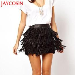 $enCountryForm.capitalKeyWord Canada - JAYCOSIN 2018 Fashion Women Holiday Summer Zipper Tassel High Waist Stage Party Mini Skirt skirts womens Dropshipping July 18