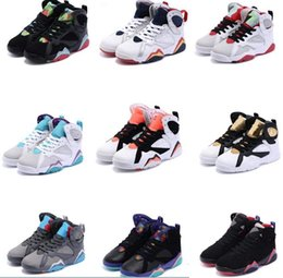 9ded668a085a 7S Kids Basketball Shoes Athletic Sports Shoes J Airic Regression 7 Chinese  Shoe Free Shipping Kobe Sneakers