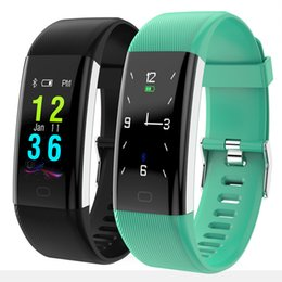 Discount band message - Bluetooth Smart Band F07 Plus OLED Color Screen Fitness Bracelet IP68 Waterproof Swimming Heart Rate Blood Pressure Smar