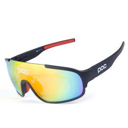 b319d359ef POC Polarized 9 colores Gafas de sol 5 Lentes Gafas de sol polarizadas para  hombres Mujeres Deporte Ciclismo Bicicleta Correr TR90