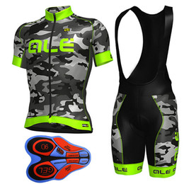 647f2358f 2018 ALE Cycling jersey bike bib shorts breathable Ropa Ciclismo men Summer Quick  Dry MTB bicycle Clothing Sportswear Cycling Jersey Sets