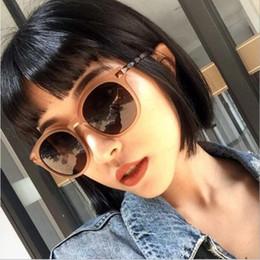 $enCountryForm.capitalKeyWord UK - Fashion Round PC Frame Sunglasses Women Polarized Sunglasses Reflective Lenes New Shopping Dating Sunglasses for Men and Women