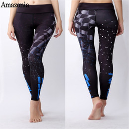 $enCountryForm.capitalKeyWord Canada - KEERMIOL Hot New Women Yoga Pants 3D Printed Leggings Stretched Fitness Workout Running Tight Sport Trousers Female Gym Jogging