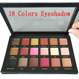 $enCountryForm.capitalKeyWord NZ - makeup Eyeshadow Palette 18 Colors Eyeshadow Palette Rose Gold Textured Beauty Palette Matte Shimmer free delivery