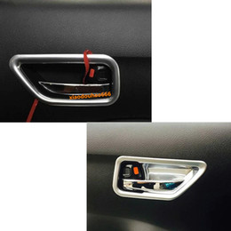 Auto Replacement Parts For Toyota Rav4 2016 2017 2018 Abs Chrome Car Body Door Inner Built Handle Bowl Cup Cover Trim Insert Cover Sticker Frame Lamp Automobiles & Motorcycles