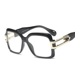 $enCountryForm.capitalKeyWord UK - Fashion oversized Luxury Sunglasses Men Women Brand Designer Sun Glasses For Male Female Big Frame UV400 Flat top with box FML