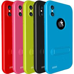 Iphone under water online shopping - For iPhone X Case Waterproof Defender Colorful Case Under Water Full Sealed Cover Shockproof Snowproof Dirtproof Case with Screen Protector