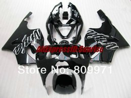 Kawasaki Zx 7r Fairings Australia - K252 Advanced whole black Fairing for KAWASAKI Ninja ZX7R 96-03 ZX-7R1996-2003 ZX 7R 96 97 98 99 00 01 02 03 1996 2003