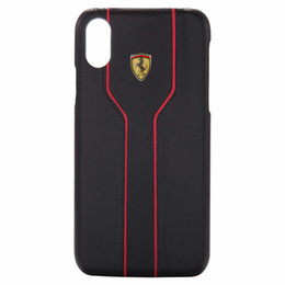 Para Iphone 8 Pu cuero cargador inalámbrico caja del teléfono con el logotipo del coche o iphone 8 8plus