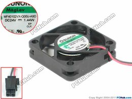 Discount sunon dc fan - SUNON MF40102VX-Q00U-A9D Server Square Fan DC 24V 1.44W 40x40x10mm 2-wire