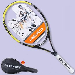 $enCountryForm.capitalKeyWord Australia - Original Head L4 Tennis Racket High Quality Carbon Fiber Tennis Racket Racquet Equipped With Bag Grip Tape Racquet Unisex
