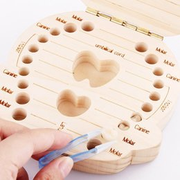 Personalized baby girl gifts australia new featured personalized 1131253cm kids baby wooden storage box organizer boys girls milk teeth save wood box trave kit english spanish version childrens gifts negle Gallery