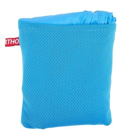 Wholesale Pocket Blanket picnic beach hiking camping Water Resistant with Built in Ground Stakes