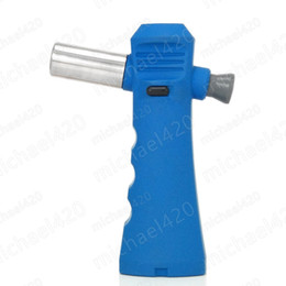 $enCountryForm.capitalKeyWord Canada - Gas Trip Micro Blow Torch Kitchen Lighter Welding Soldering Brazing Refillable gas Tool Blue Lighters cigarette lighter