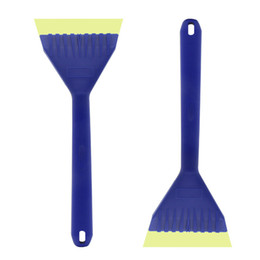 Chinese  33cm Hot winter car special snow shovel is very convenient and durable Snowbrush Shovel Removal Brush Winter DHL UPS Free Shipping manufacturers