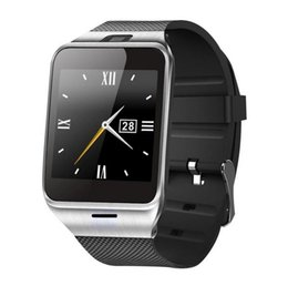 Smart Watch Wearable Aplus Gv18 Australia - Smart Watch Aplus GV18 Clock Sync Notifier Support Sim Card Bluetooth Connectivity for Android Phone Smartwatch Watch