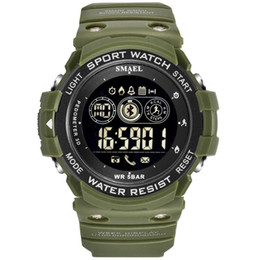 China outdoor waterproof resin army wrist phone to remind Meter range alarm clock Remote control picture take photos watch wristwatch suppliers