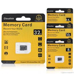 88e4f80ceef Cloudisk Memory Card 64GB 8GB 16GB 32GB Micro SD Cards Extreme Pro MicroSD  Card Professional 1080P Full HD Video Shooting TF Flash U316