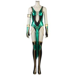 Women's Suit for Game Mortal Kombat X Cosplay Costume