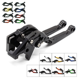 x lever Canada - Adjustable CNC Folding Extending Brake Clutch Levers For HONDA NC750 S X 2014-15 Black Spirit 2014-16