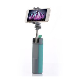 Selfie StickS for Sale online shopping - Bluetooth Speaker wireless speaker sales promotion with Selfie Stick Support TF Card and Line in Portable Speakers for iphone Android