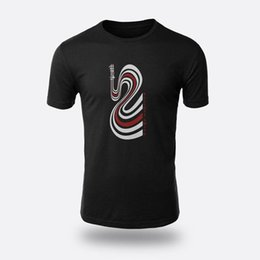 T-shirts Men's Clothing Elliott Smith Figure 8 Mural White Tee Size S-3xl Mens Cotton T-shirt Mens T Shirt Summer Hipster Youth