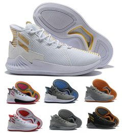 6d5164dd47b8 D Rose 9 Air Basketball Shoes Mens Man Brown Derrick Rose 9s Designer  Runners 2018 Luxury Classis Sport Boots Training Sneaker Shoe Sale