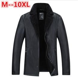 $enCountryForm.capitalKeyWord Australia - 10XL 8XL Winter men genuine leather coats pigskin pilot jacket faux lamb wool motorcycle jackets manteau homme veste cuir homme