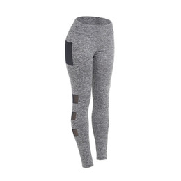 tight pants america 2019 - New Colour-impact Yoga Pants, Breathable and Quick-drying Milk Silk Sports Pants in Europe and America, Tight Sports Ela