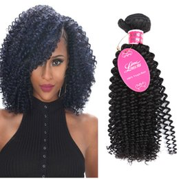$enCountryForm.capitalKeyWord Australia - Brazialin Virgin Afro Deep Curly Wave Hair Brazialin Peruvian Indian Human Hair Extensions Brazilian Deep Wave Hair Wefts Natural Color 1B