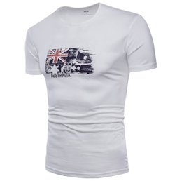 63ee0504 New T shirt Men Women High Quality England Flag Cotton T shirt White Male  Tops Plus Size L-3XL