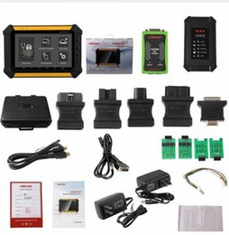 gm master key Canada - 2018 OBDSTAR X300 DP X-300DP PAD Key Master Tablet Key Programmer Full Configuration Support Toyota G & H Chip All Keys Lost and BMW