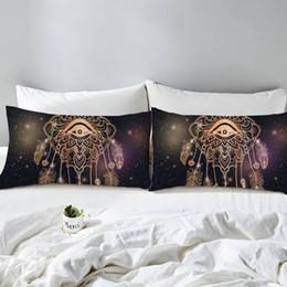 New Arrival Beddings pillowcase 50x75cm 50x90cm unique Hot Sale Catching Your Dream Whole Sale Wedding Supplies on Sale