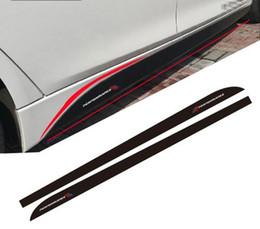 $enCountryForm.capitalKeyWord NZ - 5D Carbon Fibre Side Skirt Sill Racing Stripe for BMW F30 F31 F32 F33 F22 F23 F15 F85 F10 E60 E61 G30 E90 M Performance sticker