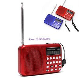 Mini Digital Audio Australia - Mini LCD Digital Audio FM Radio USB Micro SD TF Card Speaker MP3 Music Player