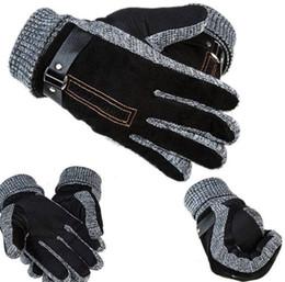 $enCountryForm.capitalKeyWord Australia - men winter warm Mittens Pigskin Leather Gloves Ski Warm Gloves Motorcycle thicken Driving Gloves Mittens LJJK1120
