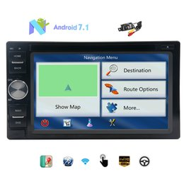 $enCountryForm.capitalKeyWord UK - Eincar Double din GPS Navigation 6.2'' Car DVD Player Octa-core Android 7.1 Headunit Bluetooth GPS Navigation 2din Car Stereo Reverse Camera